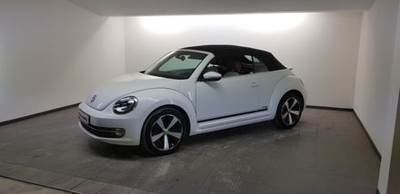 VW The Beetle Cabriolet Design TSI