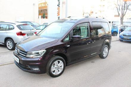 VW Caddy Austria Plus TSI