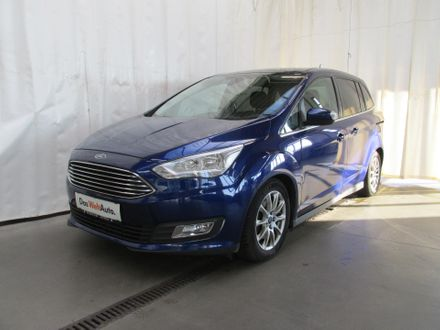 Ford Grand C-MAX Titanium 2,0 TDCi Powershift Aut.