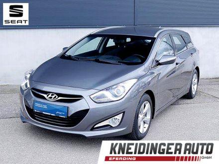 Hyundai i40 Style 1,7 CRDi DPF