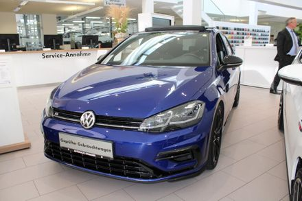 VW Golf R 4MOTION DSG