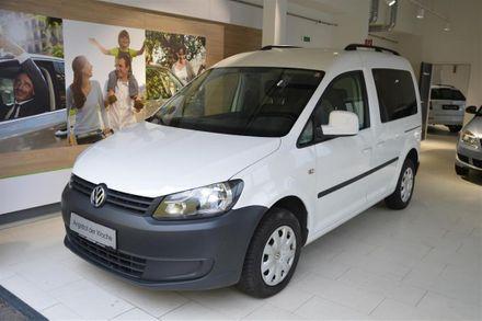 VW Caddy Family BMT TSI