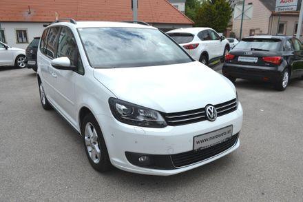 VW Touran Comfortline BMT TDI DSG