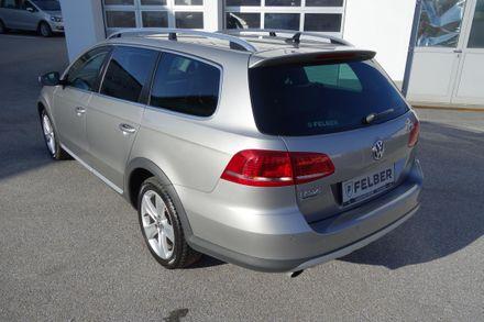 VW Passat Alltrack TDI 4MOTION BMT DSG