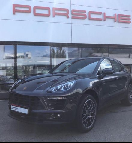 Porsche Macan S Diesel ab MJ18