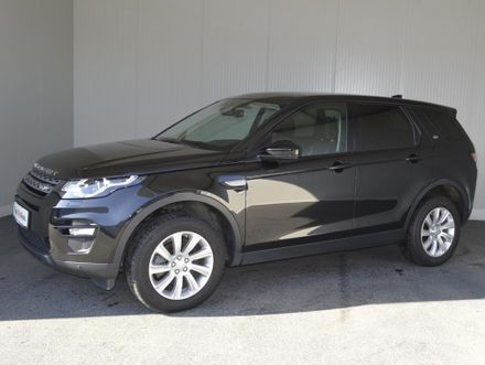 Land Rover Discovery Sport 2,0 TD4 4WD Pure