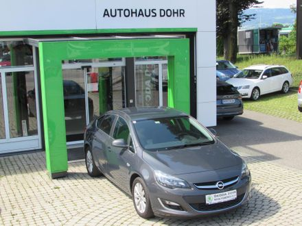Opel Astra Limousine 1,7 CDTI ecoflex Cosmo Start/Stop System