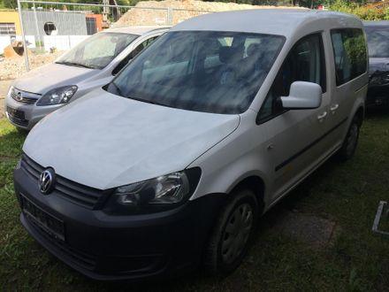VW Caddy Trendline EcoFuel
