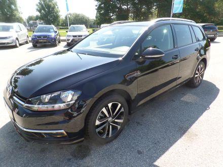 VW Golf Variant United TDI SCR