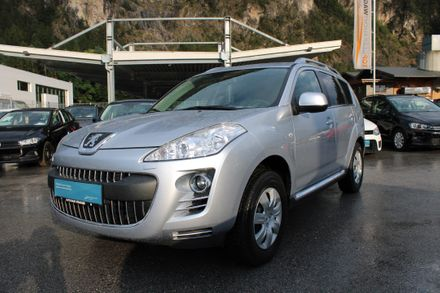Peugeot 4007 2,2 HDi 160 FAP DCS6 Exclusive