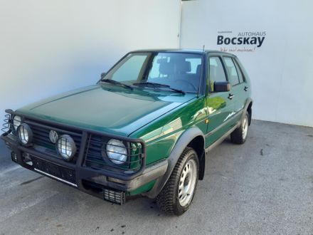 VW Golf Country syncro