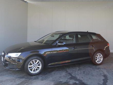 Audi A4 Avant 2.0 TDI Start-up