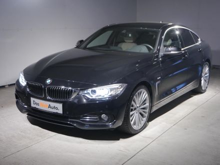 BMW 420d Gran Coupe Luxury Line Aut.