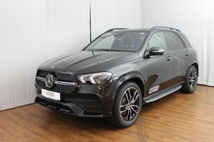 Mercedes GLE 400 d 4Matic Aut.