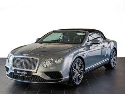 Bentley Continental GT Cabrio V8