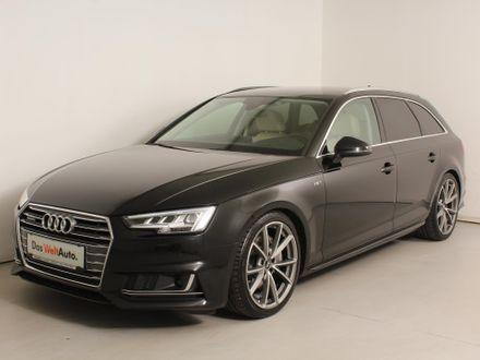 Audi A4 Avant 3.0 TDI quattro Sport