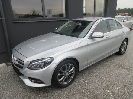 Mercedes C 200 BlueTEC Avantgarde