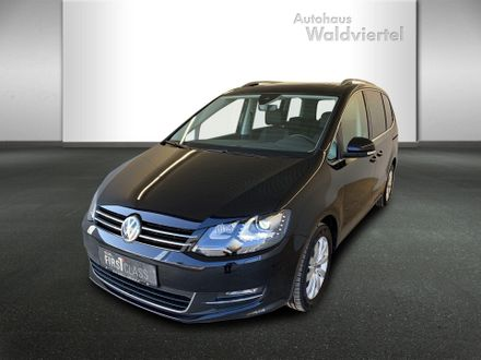 VW Sharan Business+ TDI SCR DSG 5-Sitzer